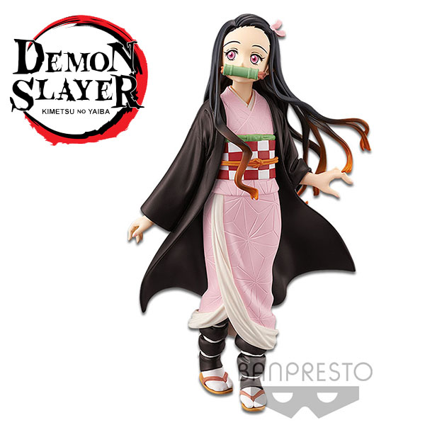 Demon Slayer Kimetsu No Yaiba Vol 2 Nezuko Kamado 15cm