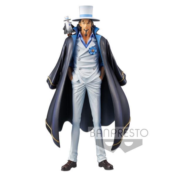 One Piece Stampede Grandline Men Vol 3 Rob Rucchi 17cm