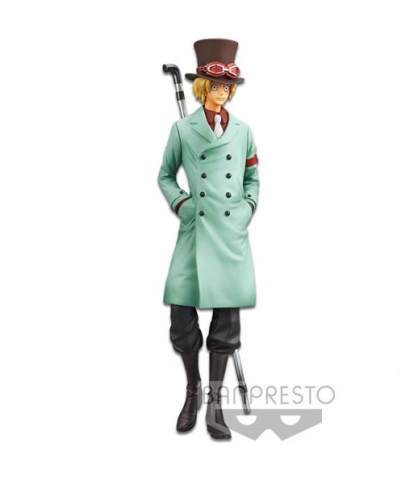 One Piece Stampede Grandline Men Vol 2 Sabo 17cm