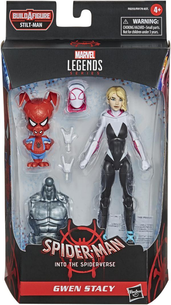 Gwen Stacy + Spider-Ham