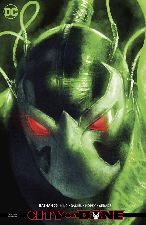 BATMAN #75 SIGNED
