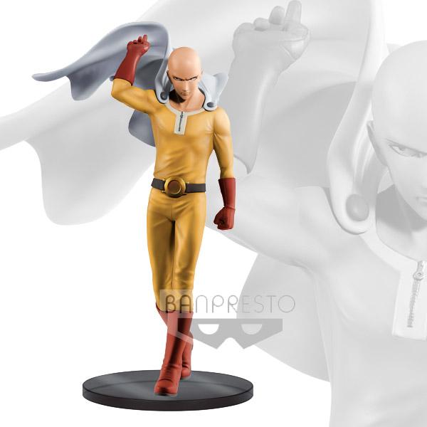 One Punch Man DXF Premium Figure Saitama 20cm