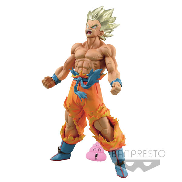 DBZ Blood Of Saiyans Son Goku Super Saiyan 18cm
