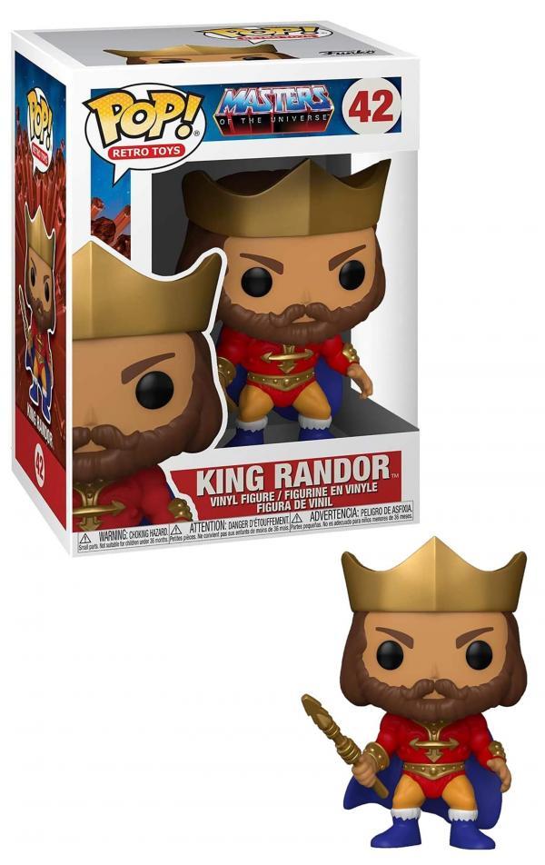 King Randor 42