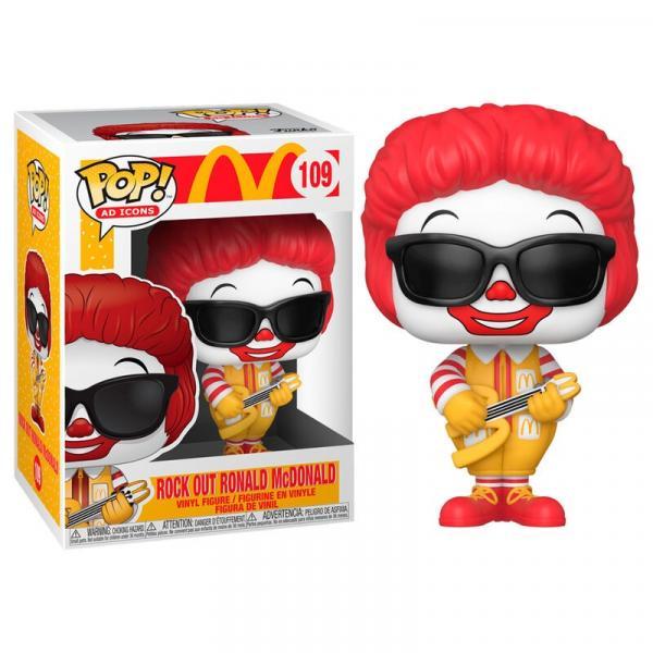 Rock Out Ronald McDonald 109