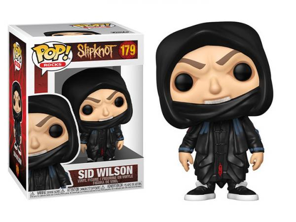 Sid Wilson 179