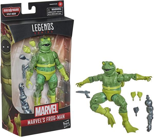 Marvel's Frog-man