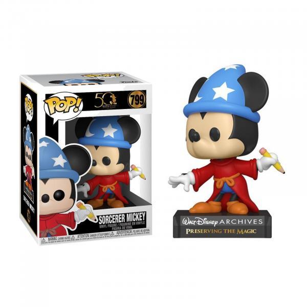 Sorcerer Mickey 799