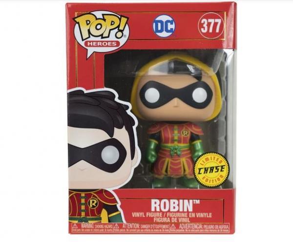 Robin 377 Chase