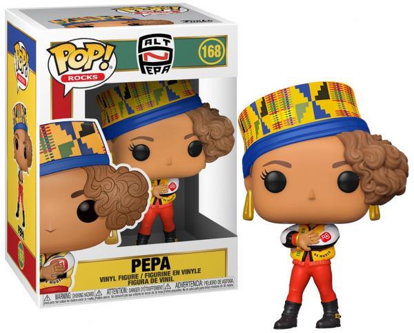 Pepa 168