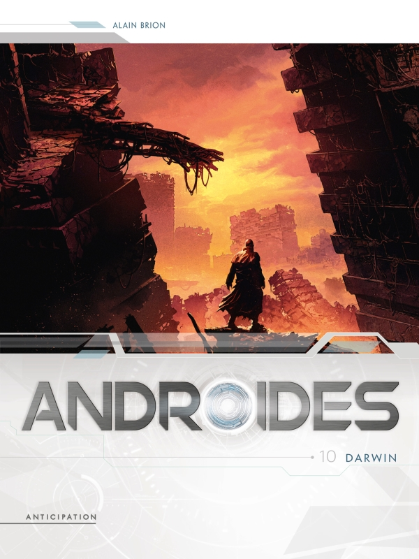 ANDROIDES T10 - DARWIN