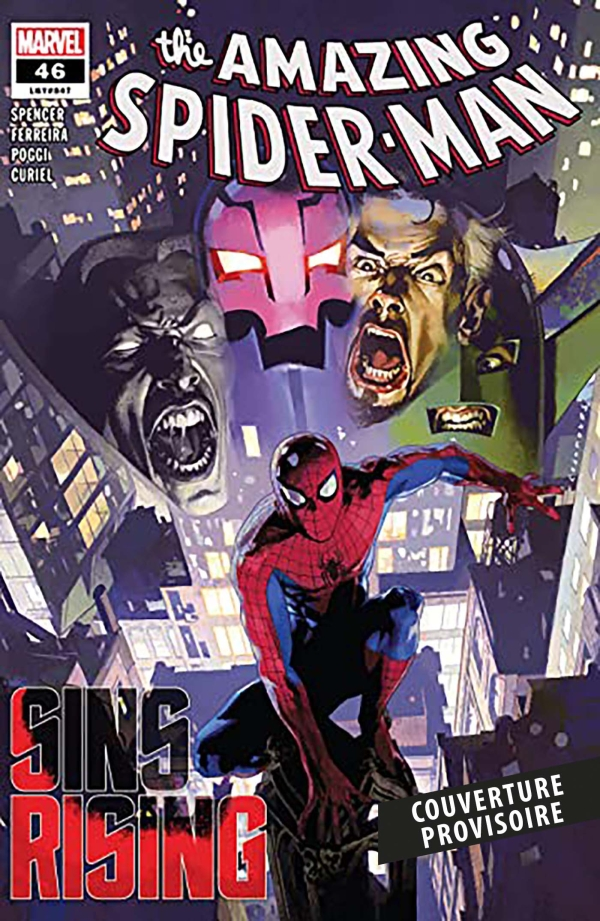 AMAZING SPIDER-MAN N 02
