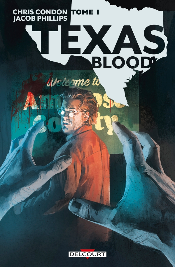 TEXAS BLOOD T01