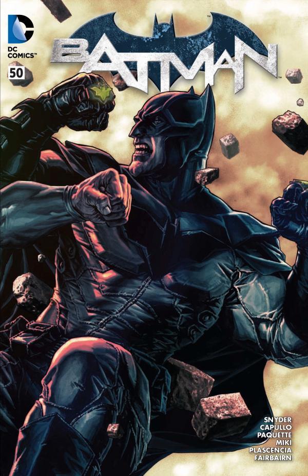 BATMAN #50 PARIS COMICS EXPO VAR A