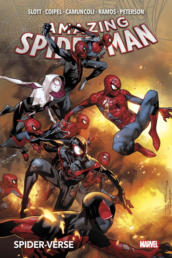 AMAZING SPIDER-MAN T02 (NOW!) : SPIDER-VERSE