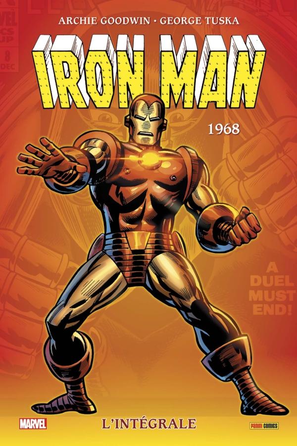 IRON MAN: L'INTEGRALE 1968 (T04 NOUVELLE EDITION)