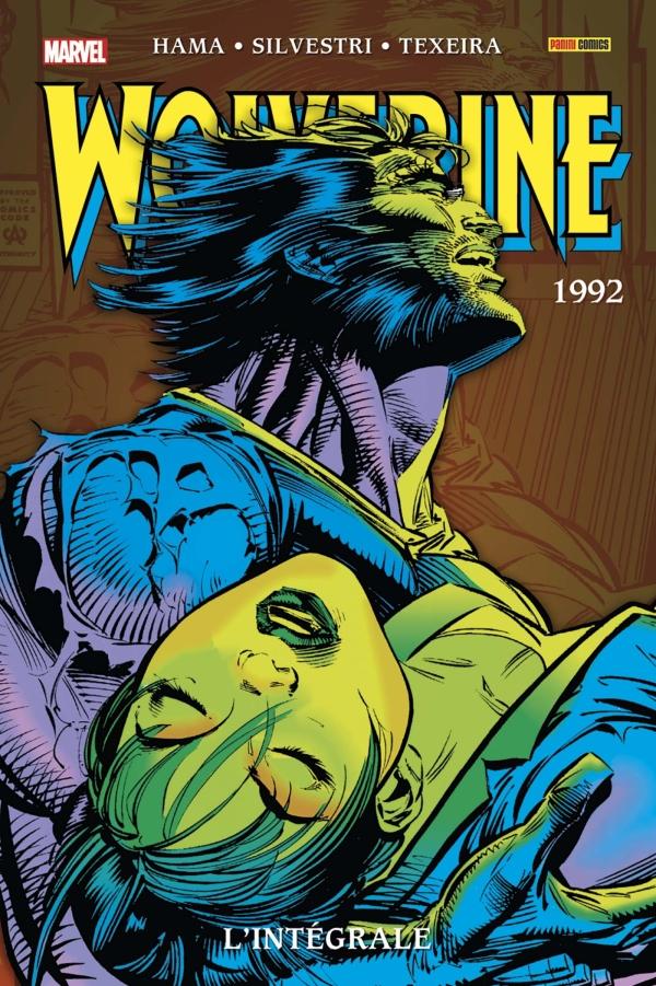 WOLVERINE: L'INTEGRALE 1992 (T05 NOUVELLE EDITION)