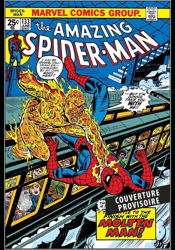 AMAZING SPIDER-MAN: L'INTEGRALE 1974 (T12 NOUVELLE EDITION)