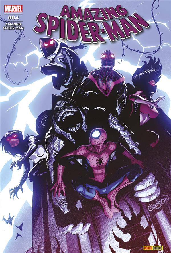 AMAZING SPIDER-MAN N 04 2021
