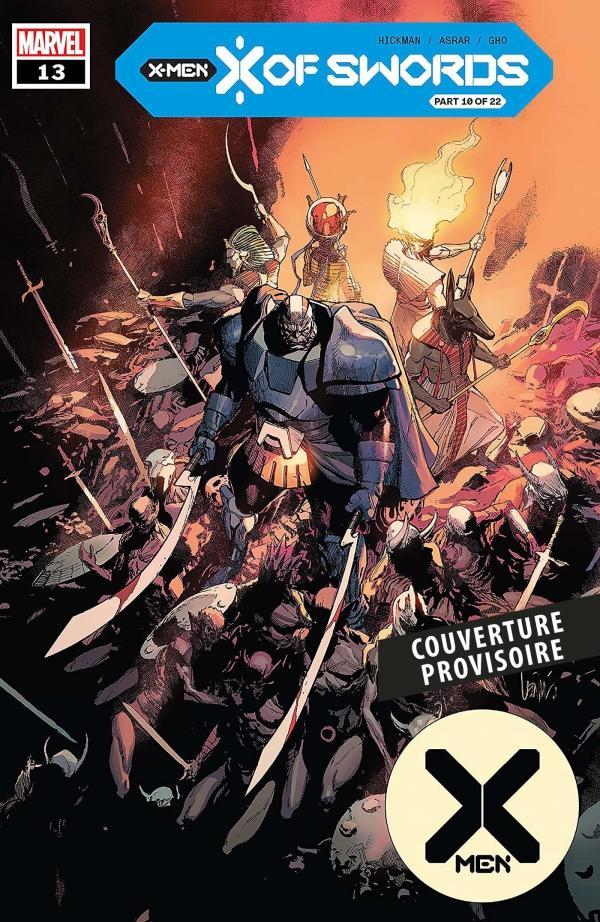 X-MEN : X OF SWORDS T02
