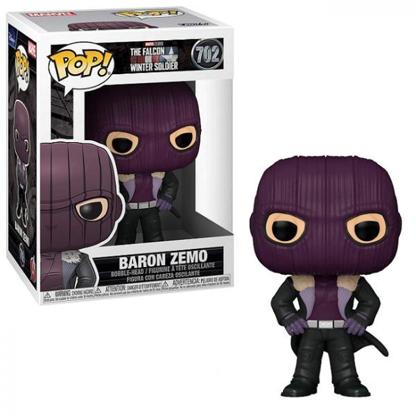 Baron Zemo 702