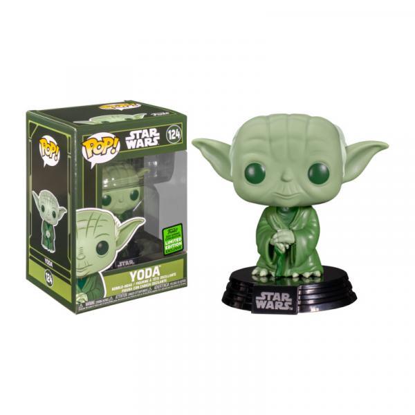 Yoda Green 124