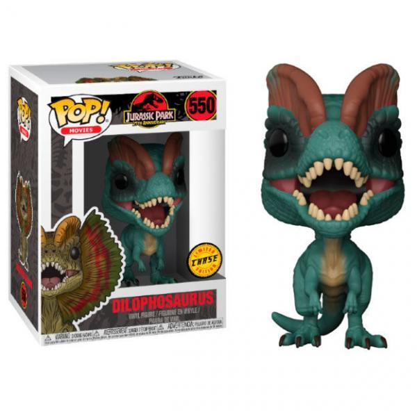 Dilophosaurus Chase 550