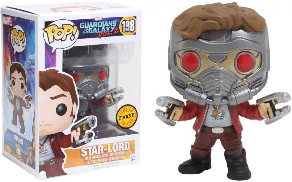 Star-Lord Chase 198