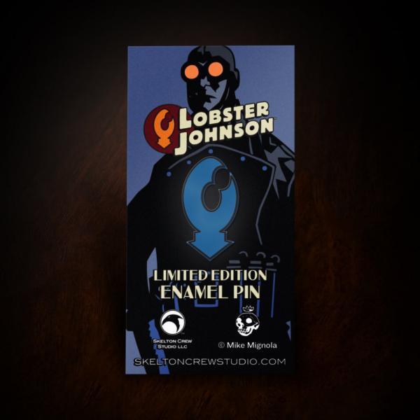 PINS LOBSTER JOHNSON