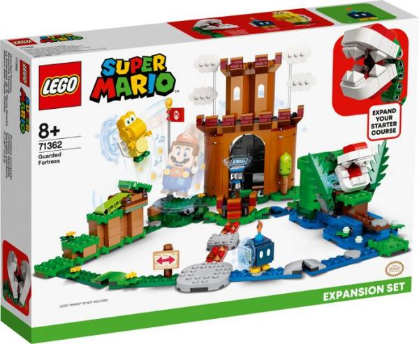 LEGO SUPER MARIO GUARDED FORTRESS 71632