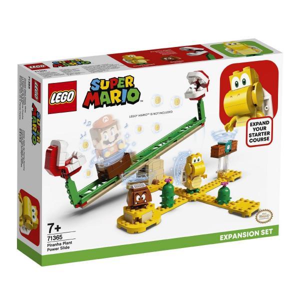 LEGO SUPER MARIO PIRANHA PLANT POWER SLIDE 71635