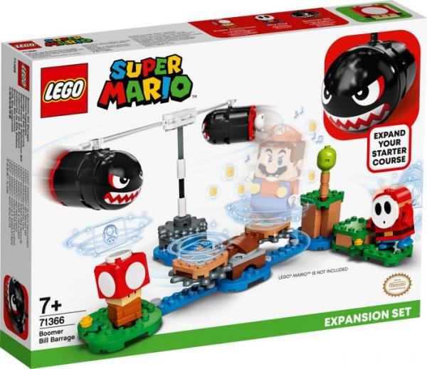 LEGO SUPER MARIO BOOMER BILL BARAGE 71366