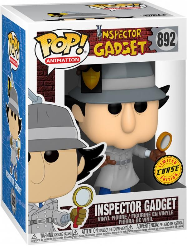 Inspector Gadget Chase 892