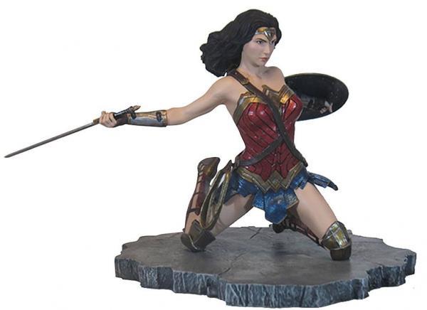 DC Gallery Justice League Wonder Woman