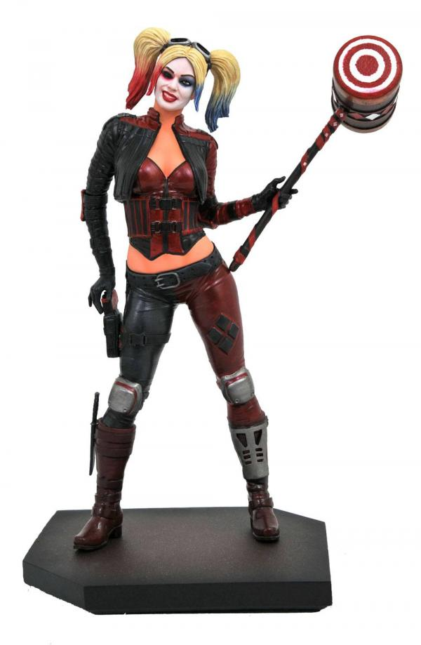 DC Gallery Game Injustice 2 Harley Quinn