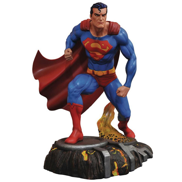 DC Gallery Superman
