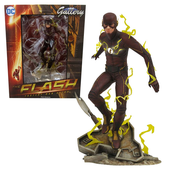 Dc Gallery The Flash Tv