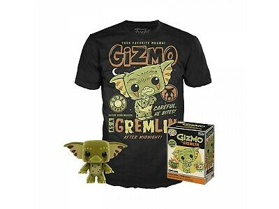 Gizmo Pop + Tee Taille L