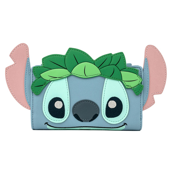 Portefeuille Stitch Luau