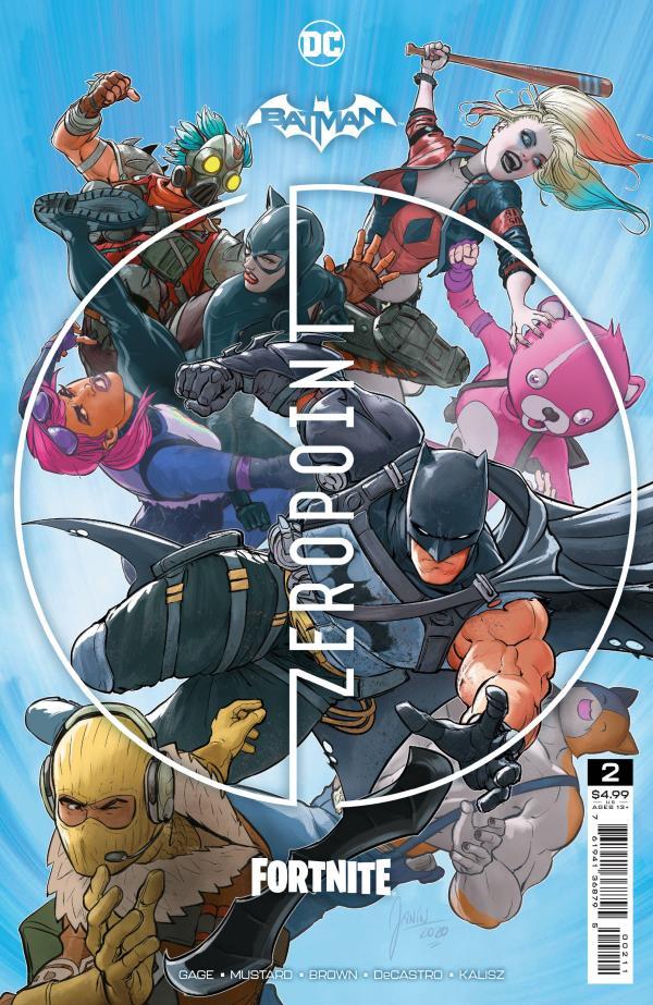 BATMAN FORTNITE ZERO POINT #2