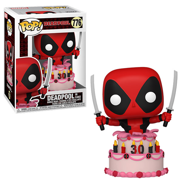 Deadpool In Cake 776