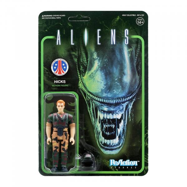 Aliens Hicks