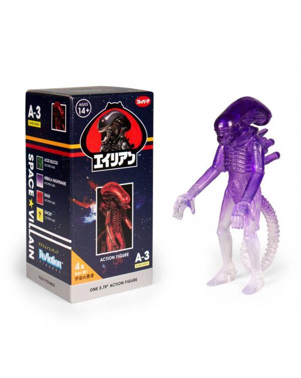 Alien ReAction Mystery Blind Box