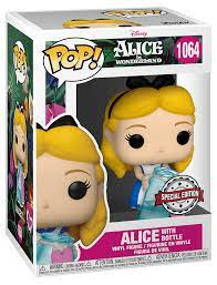 Alice With Bottle 1064