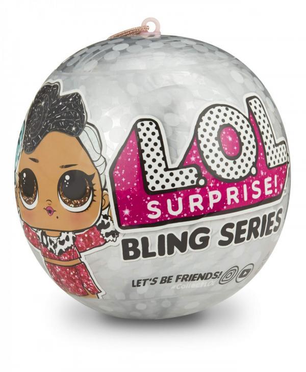 Lol Suprise! Series  Bling-Bling