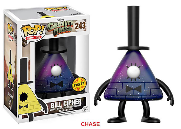Bill Cipher CHASE 243