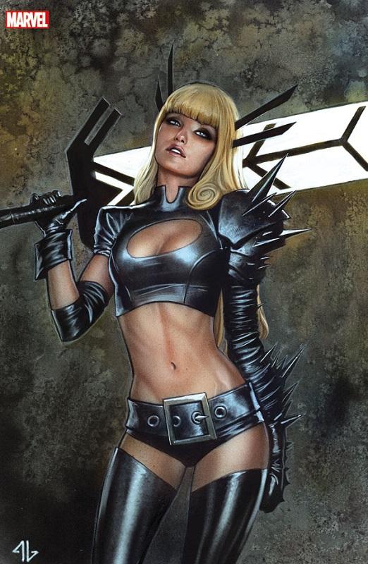 SECRET WARS : X-MEN 2 ADI GRANOV VAR
