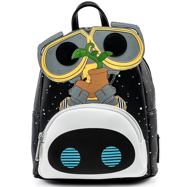 Loungefly Mini Sac A Dos Wall-E Eve Boot Earth Day Cosplay
