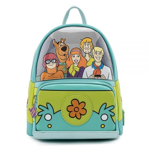 Loungefly Mini Sac A Dos Scooby Doo Mystery Machine