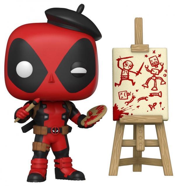 Artist Deadpool 887